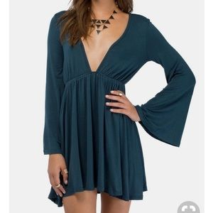 Love phenom dress - color jade!